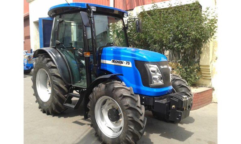 Traktor Solis 75CRDi