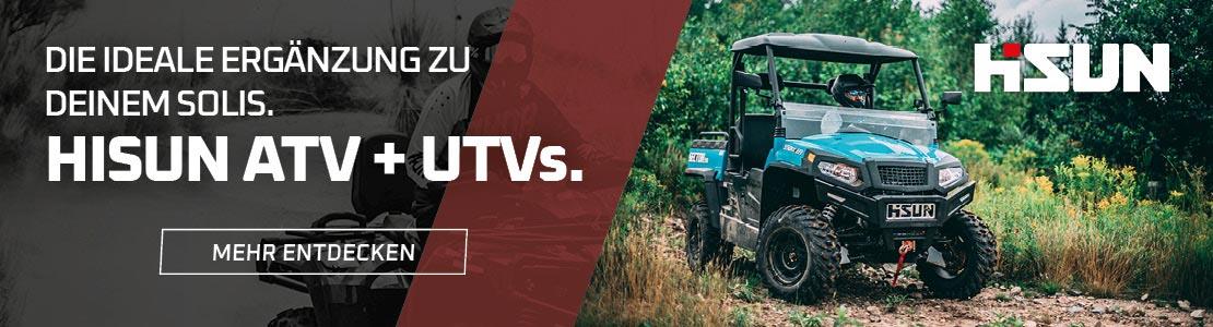 Hisun ATV + UTVs